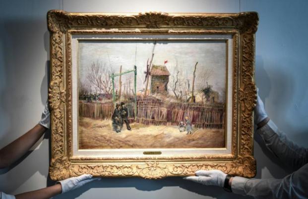 Слика на Ван Гог продадена во аукција за над 13 милиони евра