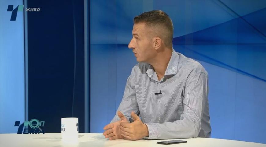 Божиновски: Владејачкото мнозинство е премногу слабо и тоа ја кочи целата држава