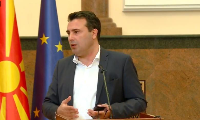 Заев го брани Филипче: Ставовите на Пендаровски се несоодветни