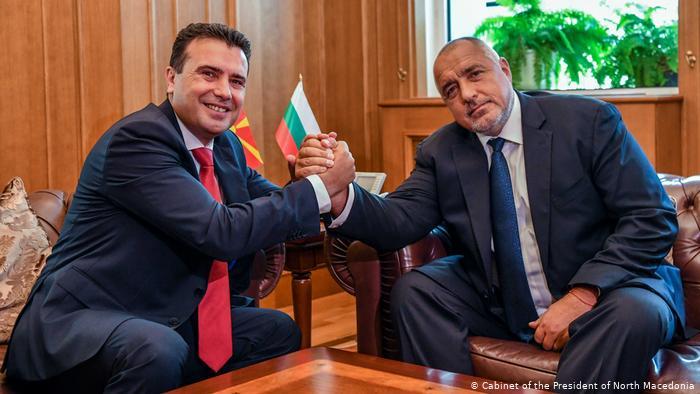 Не смееме да дозволиме младите да ни се замразат, напиша Заев на твитер по средбата со Борисов во Сoфија