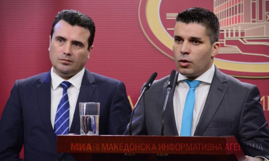 По кој знае кој пат: Заев и Николовски со писмо до Џафери најавија уште една жестока борба против корупцијата!