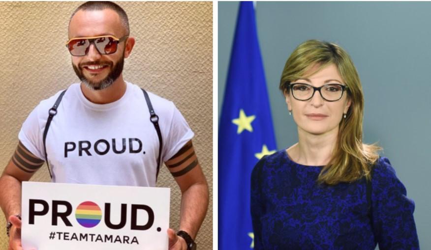 Захариева во одбрана на Гарванлиев: Македонија го малтретира нашиот Бугарин!