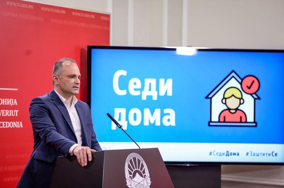 Филипче: Вакцината Астра зенека е безбедна, граѓаните треба да бидат спокојни