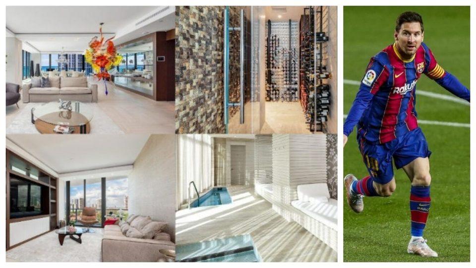 Меси купи луксузен апартман во Мајами за 7,3 милиони евра