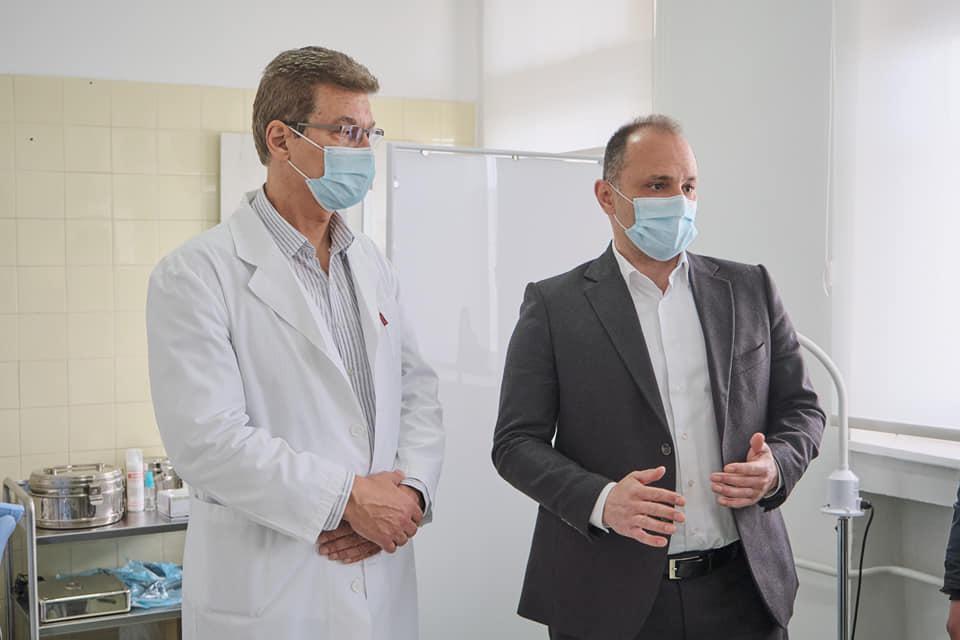 Шуто Оризари доби гинеколошка ординација