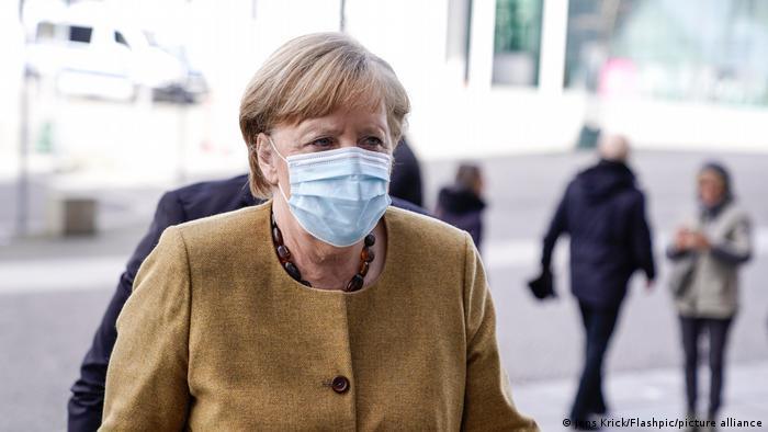 """Ангела Меркел се вакцинираше со """"АстраЗенека"""""""