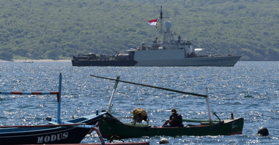 Исчезнатата индонезиска подморница денеска ќе остане без кислород