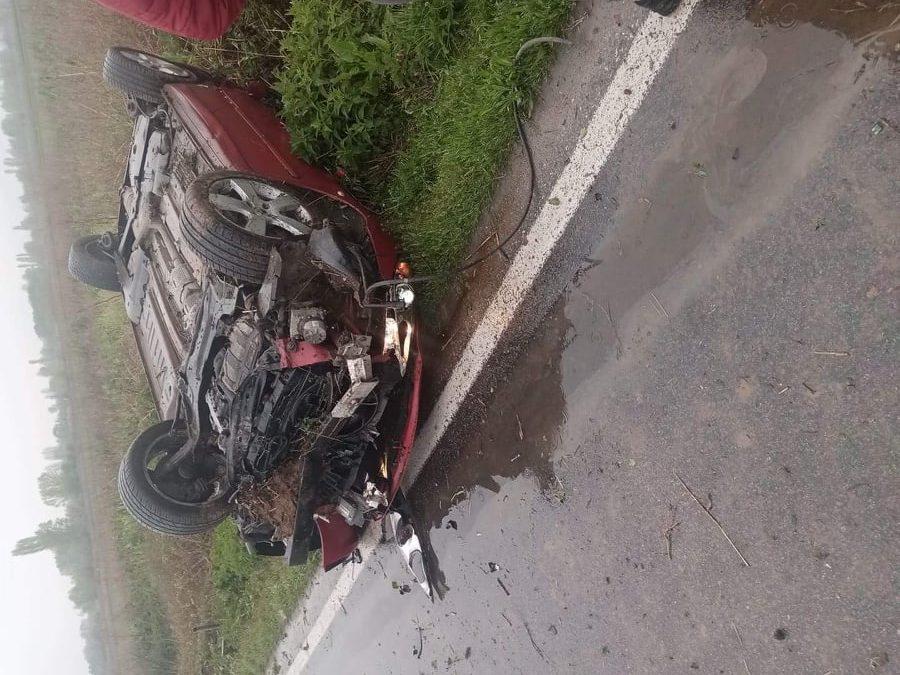 Повредено едно лице во сообраќајката на патот Струмица – Ново Село