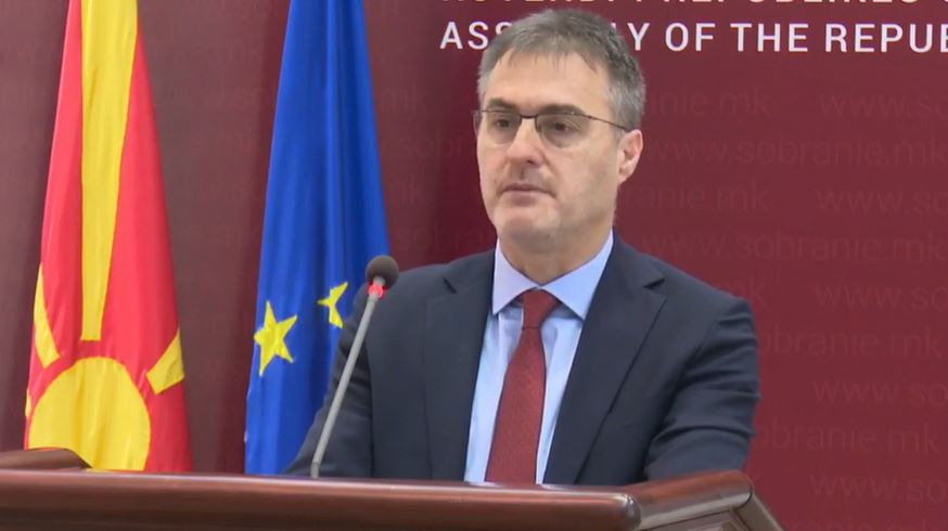 Азири: Џафери ја злоупотреби функцијата претседател на Собранието