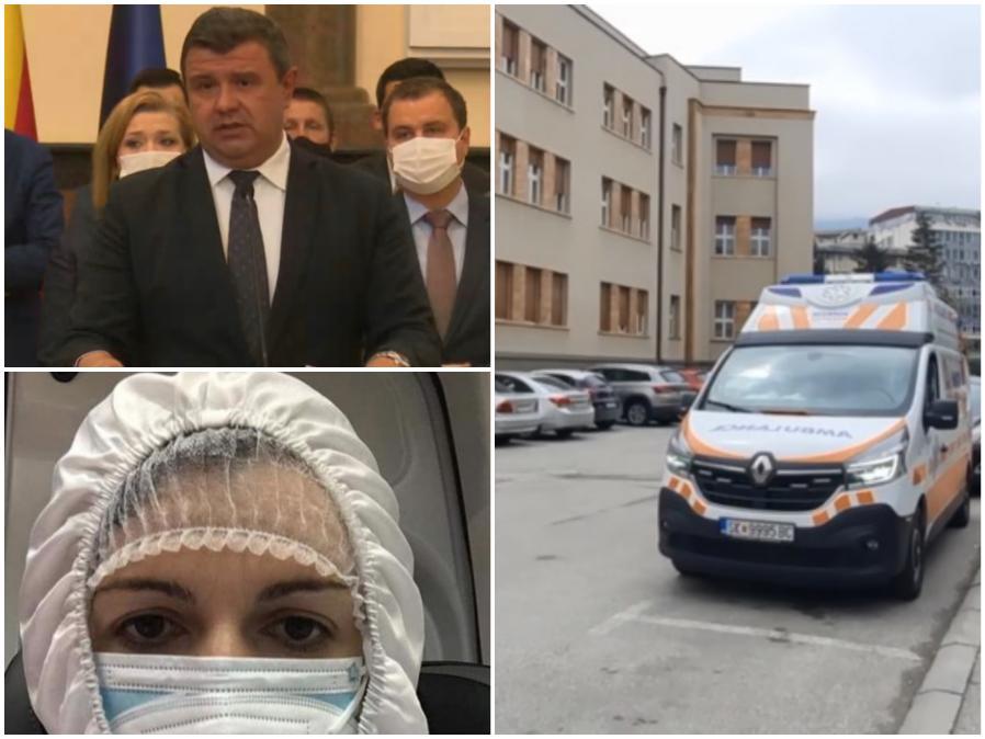 Мицевски: Ако пратениците со ковид дојдат во Собранието ќе ги прекршат законите за заштита на јавното здравје