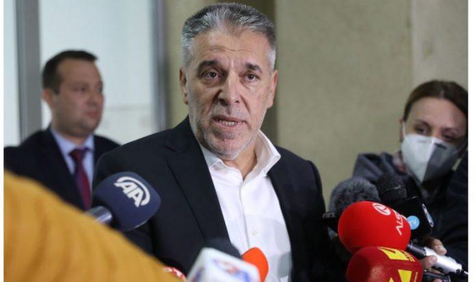 Ѓорѓиев: Нема напредок во работата на Комисијата, воопшто не се дискутираше за Гоце Делчев
