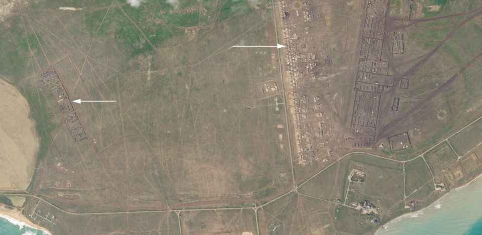"""""""Шпигел"""": Русија гради нова голема воена база на Крим"""