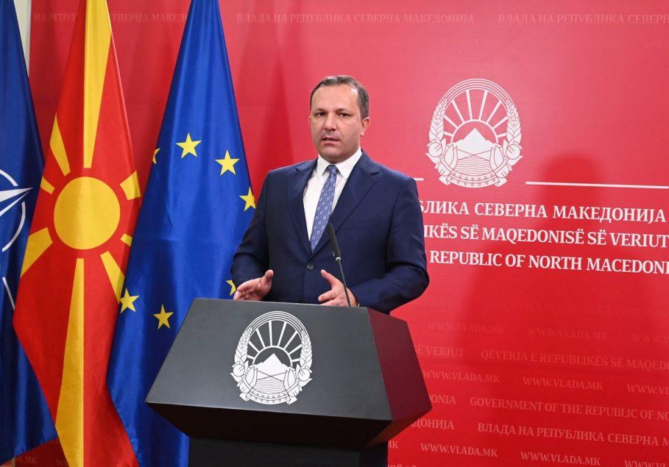 Интерпелацијата на Спасовски денеска нема да се најде пред пратениците