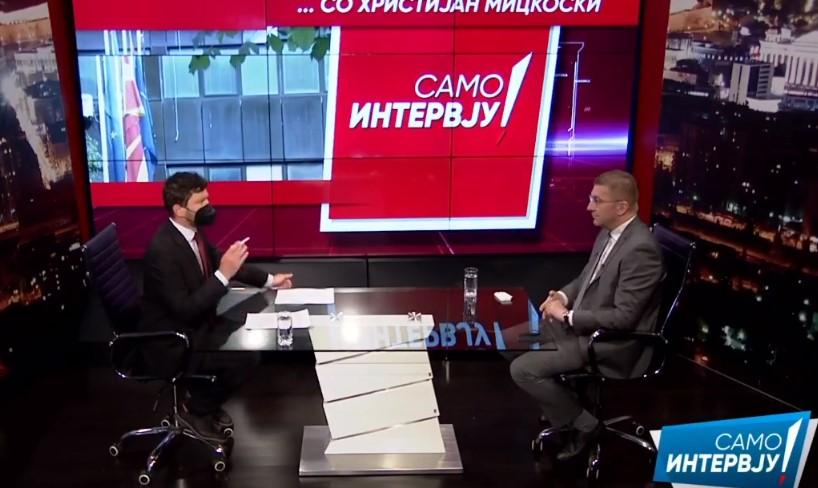 Мицкоски за случајот со Рашковски: Ова е само уште еден од низата факти дека владата е криминогена