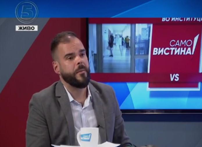 Илиевски до Ангелов: До каде е случајот со Смилковско Езеро, со Младенов и сите други случаи кои беа користени за манипулација?