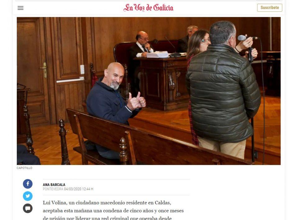 Николоски: МВР издало документи и на шпански нарко бос