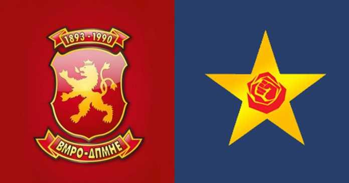 Анкета: ВМРО-ДПМНЕ води пред СДСМ со 4,1 отсто