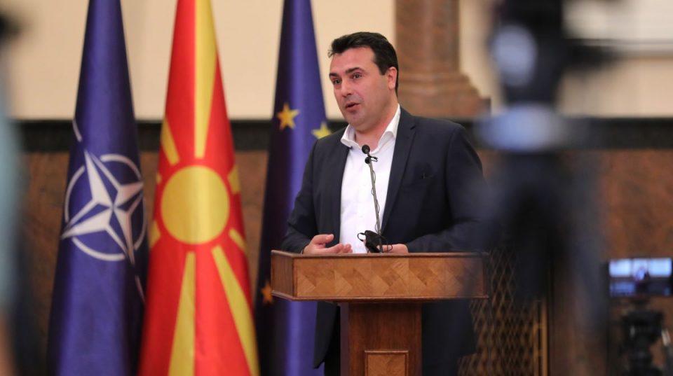 """Заев за """"Еуроњуз Албанија"""": С. Македонија е доказ дека мултиетничките општества може да бидат пример за сите други земји"""