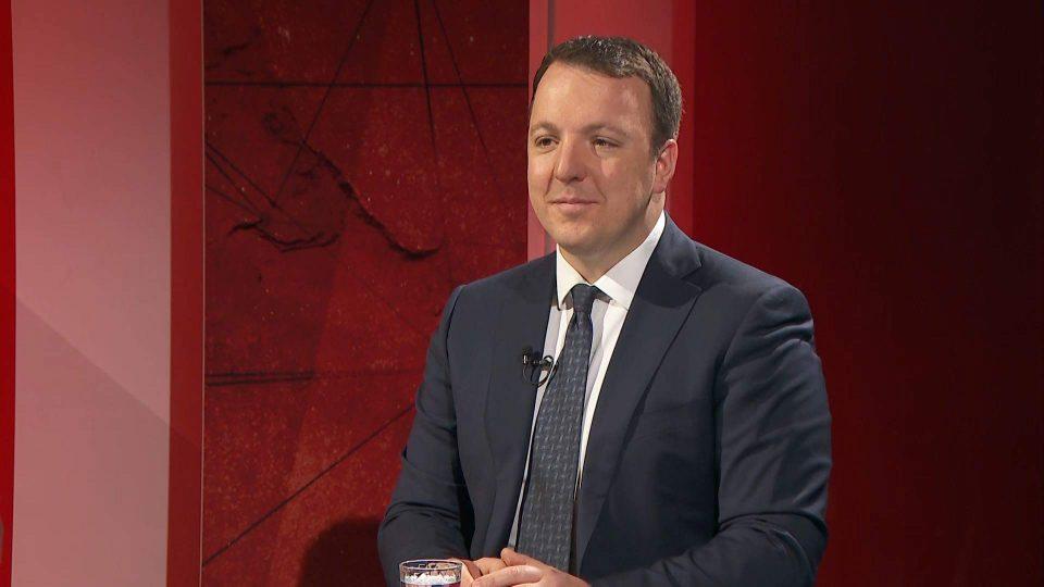 Александар Николоски гостин во ,,Студио 10″ на ТВ 24