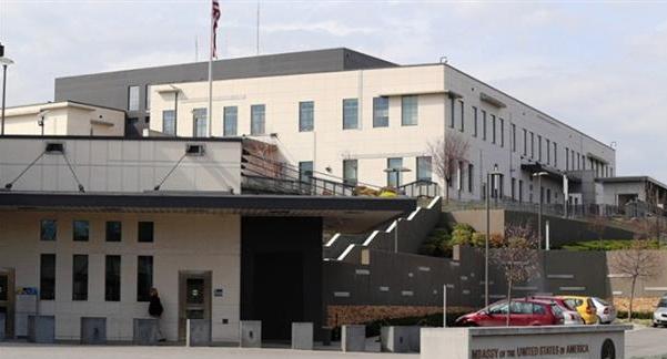 """Амбасадата на САД не сака да ја коментира аферата за """"Двојник"""" додека трае истрагата"""