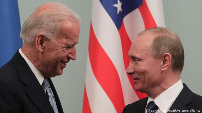 Можна е средба помеѓу Бајден и Путин летоска во Европа