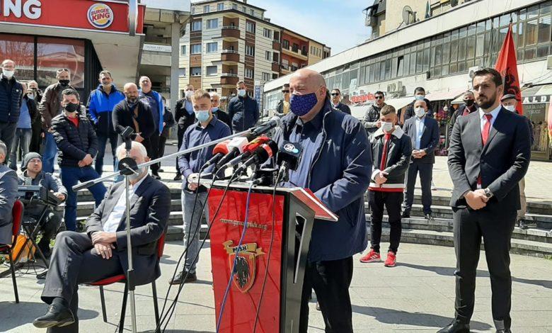 Сади Беџети повторно кандидат на ДПА за градоначалник на Тетово