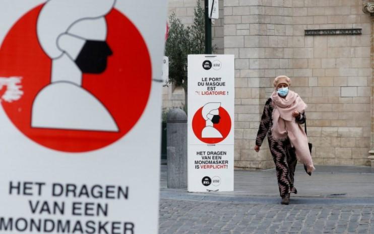 Белгија има вакцинирано 20 отсто од населението – Речиси колку цела Македонија