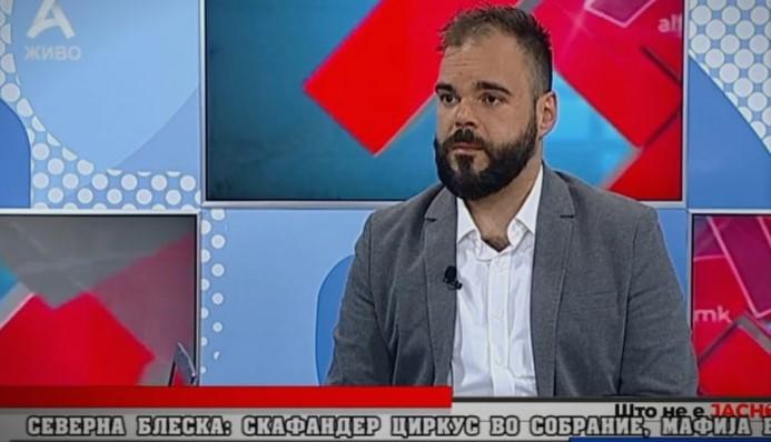 На власта ѝ е потребен психијатар, дециден е Илиевски