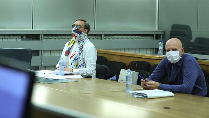 """""""Меѓународен сојуз"""" требаше да обезбеди земјиште во Карпош по цена од 1.50 до 1.80 евра за кавдрат, вели Амзовски"""