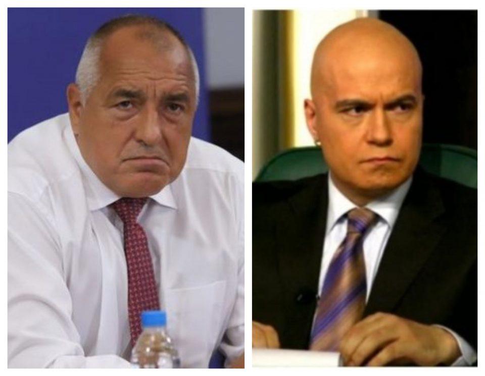 Борисов го нарече Трифoнов политичка кукавица