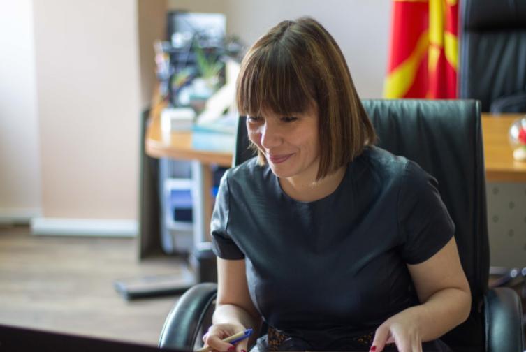 Царовска: Реформите во образованието ги продолжуваме со силна поддршка на меѓународните партнери