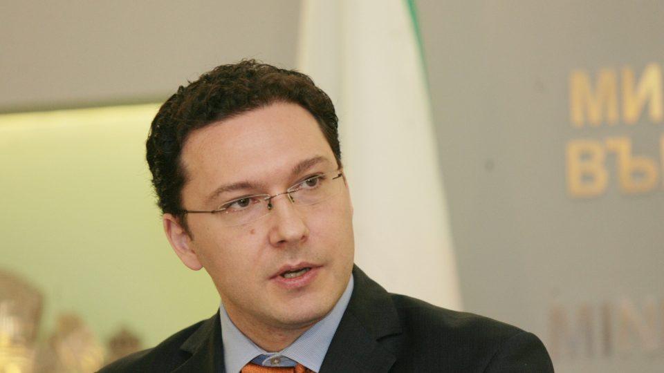 Борисов потврди: Даниел Митов предлог за нов бугарски премиер