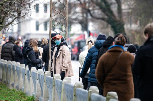 Данска укинува дел од рестриктивните мерки