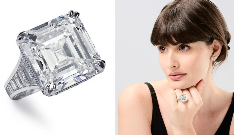 Дијамантски венчален прстен продаден за милион долари