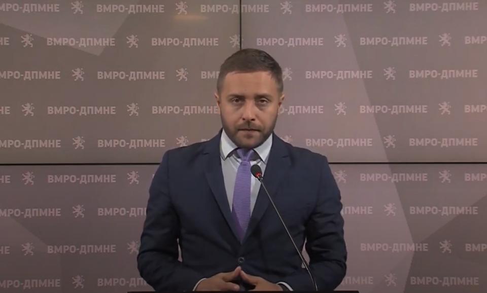 Арсовски го повика Заев да каже дали комбето со дрога е на фирма во партнерски однос со Заеви