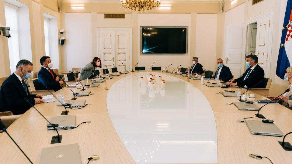 Димитров – Пленковиќ – Радман: Побрзо да се постигне консензус за Преговарачката рамка