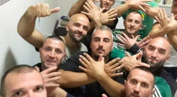 """Претрес во келиите на терористите од """"Диво насеље"""": Пронајдени мобилни и недозволени средства"""