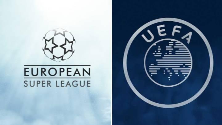 Формирана Супер Лигата од неколку богати клубови, УЕФА и фудбалската јавност со реакции