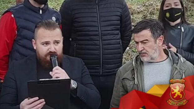 Митрески: На хероите и на идните генерации им должиме да ги зачуваме македонскиот идентитет и историја