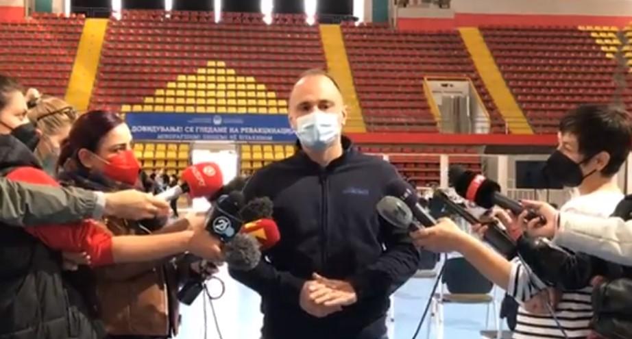 Филипче: Има многу пациенти со тешка манифестација на белите дробови и крвта и терапијата не помага