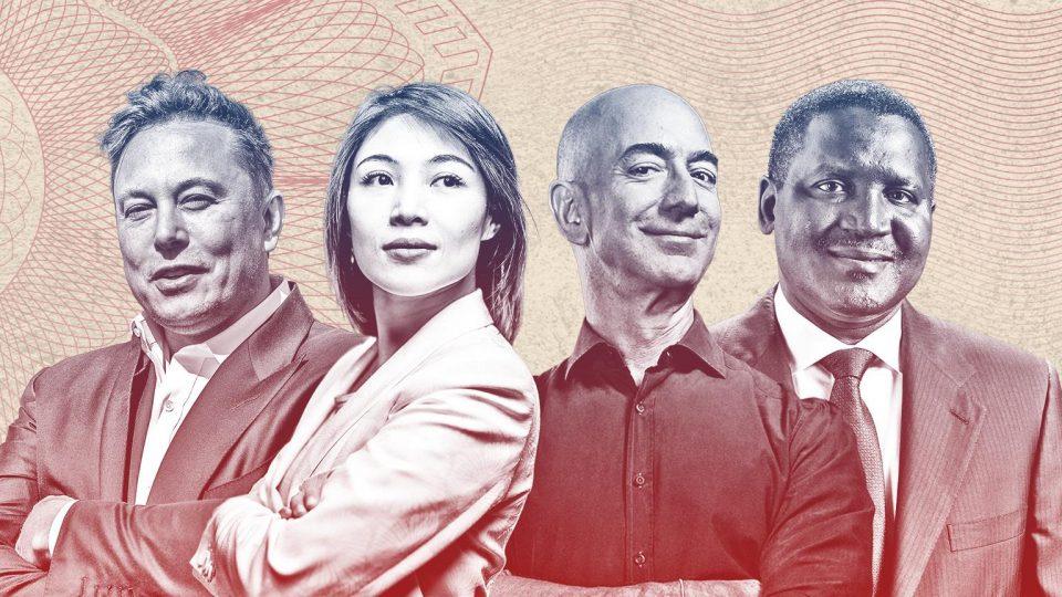 Форбс ја објави годинешната листа на милијардери: Еве кои се петте најбогати луѓе во светот