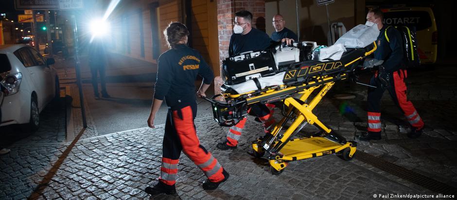 Четири лица пронајдени мртви со траги на екстремно насилство во болница во Германија