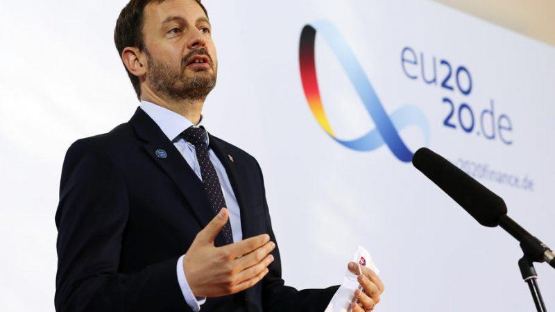 По падот на владата, Словачка доби нов премиер