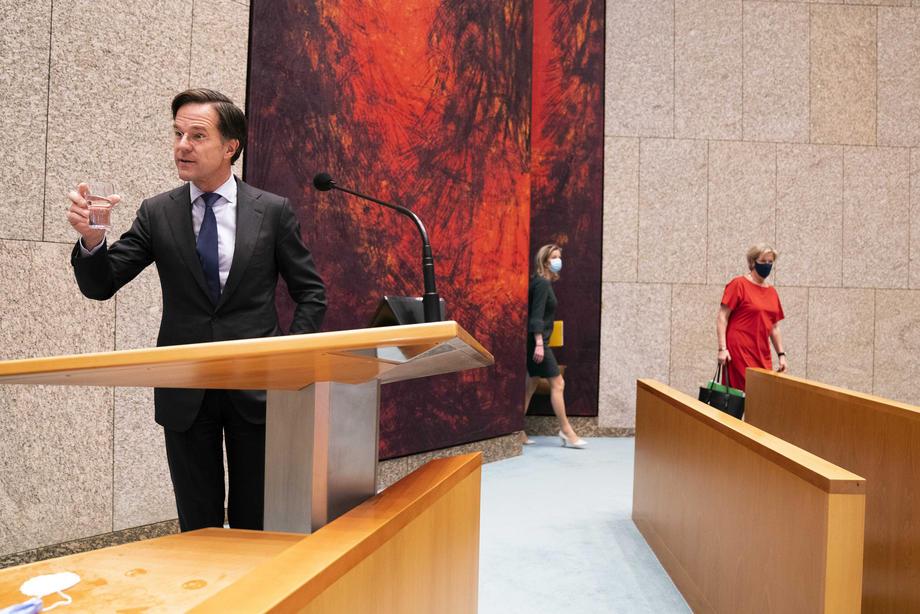 Се намалуваат шансите за нова влада на Холандија
