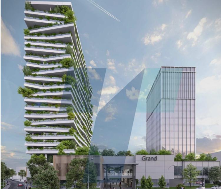 """Инвеститорот на зградата спроти """"Холидеј ин"""" побарал градежна дозвола"""