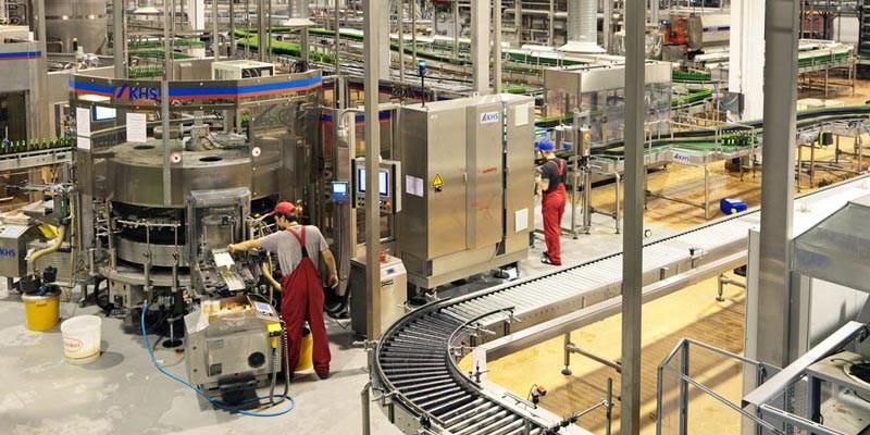 Индустриското производство во март зголемено за 7,6 отсто, бројот на вработени намален за 3 отсто