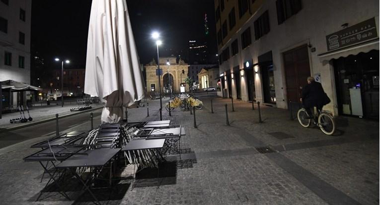 Италија следната недела ќе отвори дел од рестораните, баровите и кината
