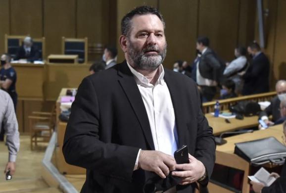 Грчки европратеник од Златна зора уапсен во Брисел