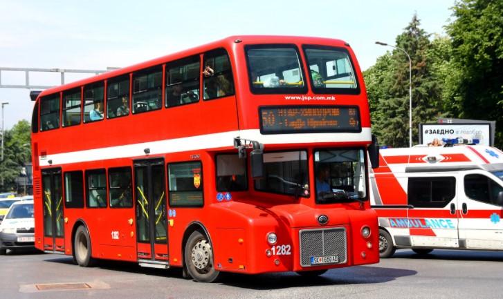 ЈСП: Автобусите од утре ќе сообраќаат до 21 часот