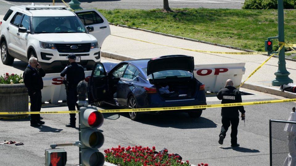 Почина еден од повредените полицајци кај Капитол, осомничениот убиен во нападот